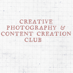 Creative Photography Club Clubhouse