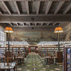 The Library Clubhouse