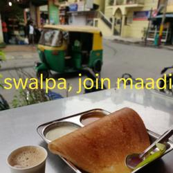 Bangalore Breakfast Club Clubhouse