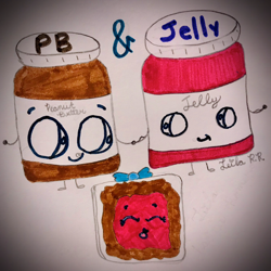 Peanut Butter & Jelly  Clubhouse
