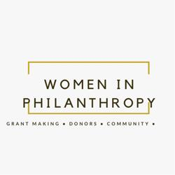 WOMEN IN PHILANTHROPY AND GRANT-MAKING Clubhouse