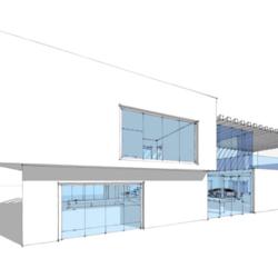 Architektur im Dialog  Clubhouse