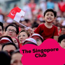 The Singapore Club Clubhouse