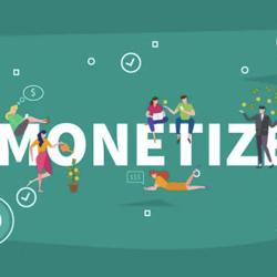 Monetize  Clubhouse
