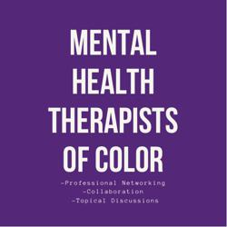 Mental Health Therapists of Color Network Clubhouse