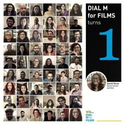 Dial M For Films Clubhouse