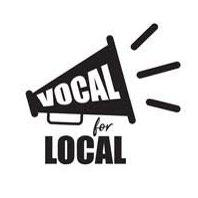 Vocal for Local ! Clubhouse