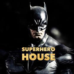 Superhero house  Clubhouse