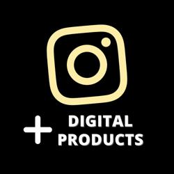 INSTAGRAM AND DIGITAL PRODUCTS Clubhouse