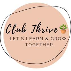 CLUB THRIVE Clubhouse