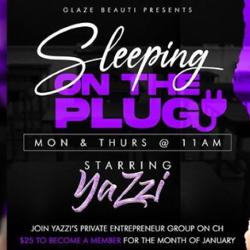 Sleeping On The Plug Clubhouse