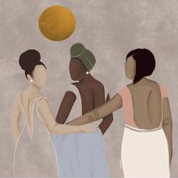Eye See Myself: Unifying Black Women Across the Globe Clubhouse