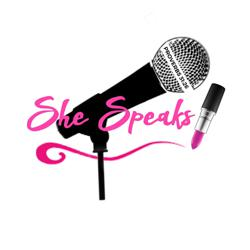 SHE SPEAKS Clubhouse