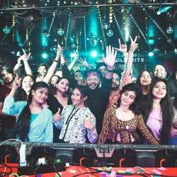 Indian DJ's community. Clubhouse