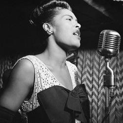 Billie Holiday Fan Club Clubhouse