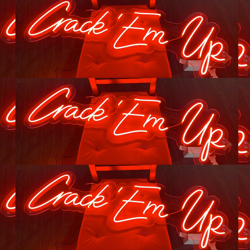 CLUB CRACK 'EM UP  Clubhouse
