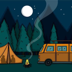 Kamp Karavan Hayatı Clubhouse