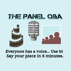 THE PANEL Q&A Clubhouse