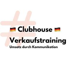 Verkaufstraining  Clubhouse