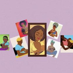 Black Breastfeeding Support Clubhouse