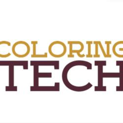 Coloring Tech Clubhouse