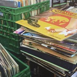 Virtual Crate Digging Clubhouse
