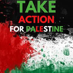 TAKE ACTION FOR PALESTINE Clubhouse