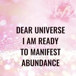 We Manifest Abundance Clubhouse