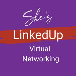She's LinkedUp - Virtual Networking for Women Clubhouse
