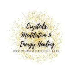 CRYSTALS, MEDITATION, & ENERGY HEALING Clubhouse