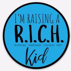 Raising R.I.C.H Kids Clubhouse