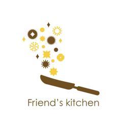 Friend's kitchen Clubhouse