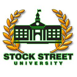 STOCK STREET UNIVERSITY Clubhouse