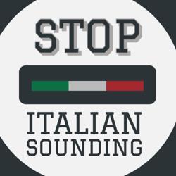 "Stop ""Italian sounding"" Clubhouse"