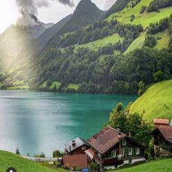 İsviçre'de yaşam Clubhouse