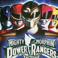 Power Rangers Gang Clubhouse