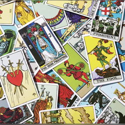 Tarot Talk & other tings  Clubhouse