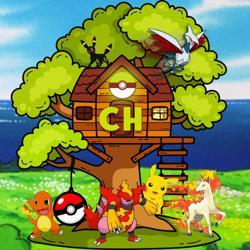 The Pokémon Center Clubhouse
