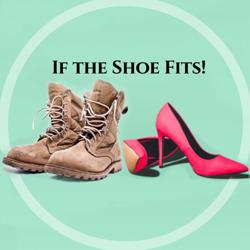 IF THE SHOE FITS...  Clubhouse