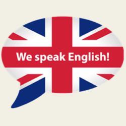WE SPEAK ENGLISH Clubhouse