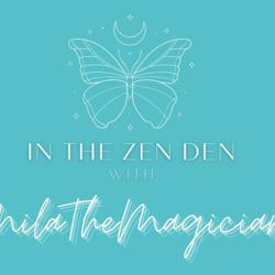 Thee Zen Den with Mila the Magician Clubhouse